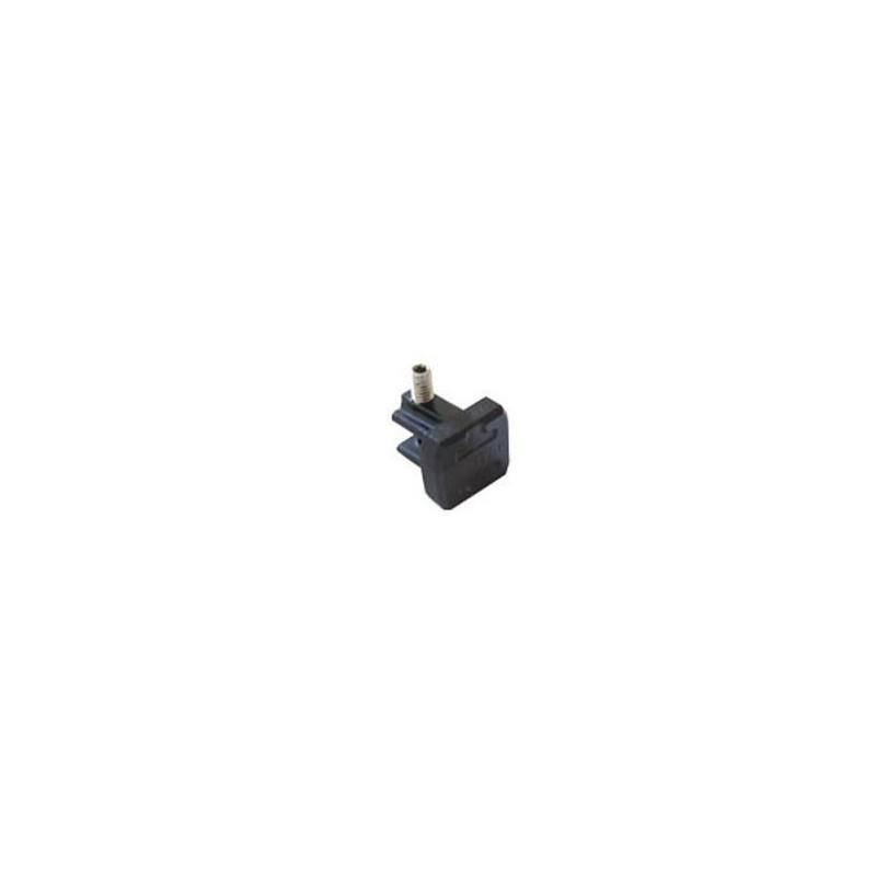 Nemtek EF181 Modulas End Cap 19x19mm Black / 20