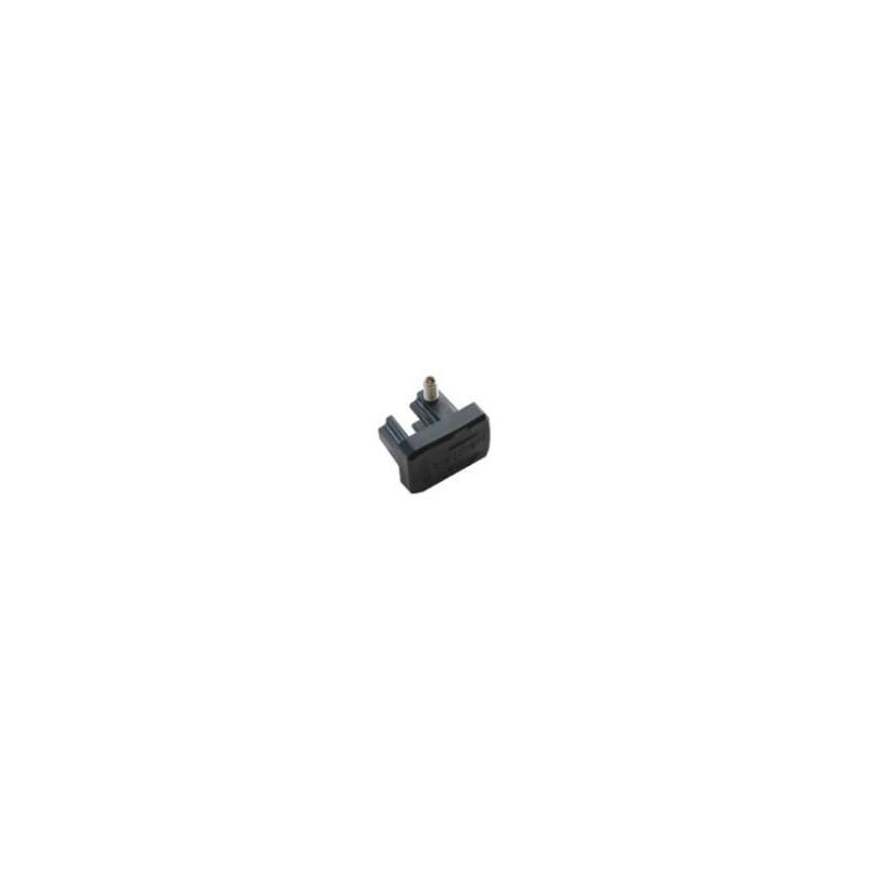 Nemtek EF182 Modulas End Cap 26x19mm Black / 20