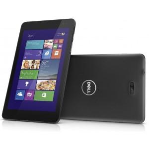 Dell 5397063592913 Venue 8 Intel Atom Z2580 2.0GHz 8Inch IPS 1280x800 Display 2GB 800MHz DDR2 32GB Storage Android 4.2 Tablet