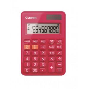 Canon CLS100TRD Red 10 Digit Mini Desktop Calculator