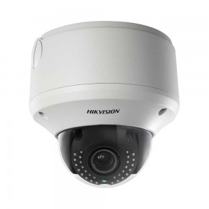 Hikvision DS-2CD4332FWD-IZ Outdoor HD PoE Dome IP Camera w/ Night Vision - 3.1 Megapixel