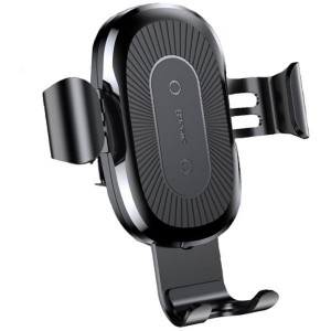Baseus 5V 2A Wireless Charger Car Suction Phone Holder