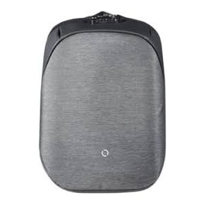 Kingsons  KY3148W-G  Anti Theft Smart Backpack-  Dark Grey