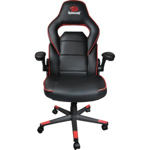 Redragon RD-C501-BR Assassin Gaming Chair Black and Red