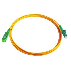 Scoop FF-SCLC-S1A Fibre Flylead LC-SC APC 1m SM, 2.0mm