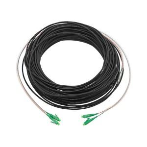 Scoop FDC-30M Fibre Outdoor Drop Cable 30M LC-LC APC 2Core