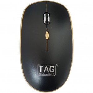 Microworld W300G Tag 300 Wireless Mouse  - Gold