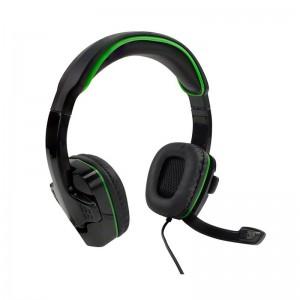 Sparkfox W18X102 X-Box One SF1 Stereo Headset Black and Green
