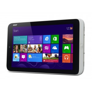 Acer IconiaW3-810 Tab - 1.8GHz Dual Core, 2GB RAM, 64GB ROM, Dual Camera, WLAN, BT, Win 8SL