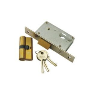 Unbranded LK30-1 Gate Latch Lock 40mm and Cylinder