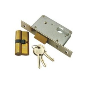 Unbranded LK29-1 Gate Latch Lock 25mm and Cylinder
