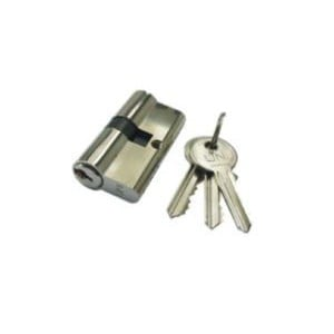 Unbranded LK28 Gate Lock Cylinder and Keys