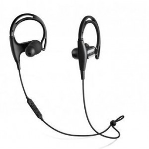 Astrum A10526-B Black Wireless Sports Earphones
