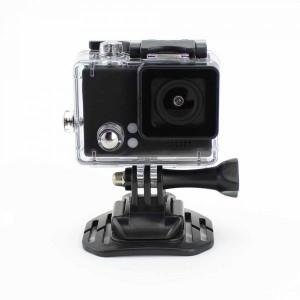 Volkano VK-10006-BK Lifecam Plus Series Black Action Camera