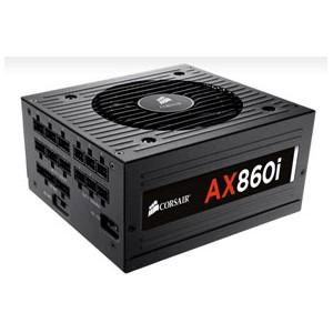 Corsair Professional Series Platinum AX860i 860W High Performance Fully Modular Digital Power Supply