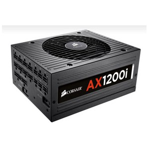 Corsair Professional Series Platinum AX1200i 1200W High Performance Fully Modular Digital Power Supply