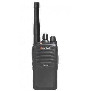 Zartek ZA-758 Two-Way Radio