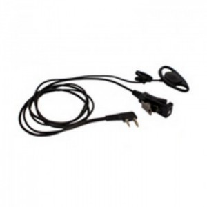 Zartek GE-273 Duty Dcup Earpiece With Mic