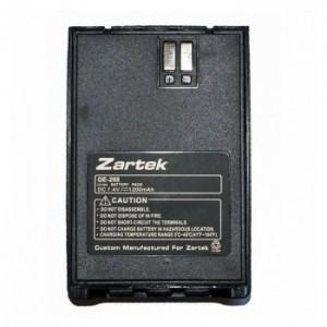 Zartek GE-268 Li-ion Battery Pack, 7.4V 1200mAH