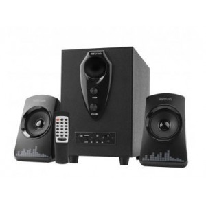 Astrum A13121-B 2.1CH 30W Multimedia Speaker BT + USB + SD + FM Radio