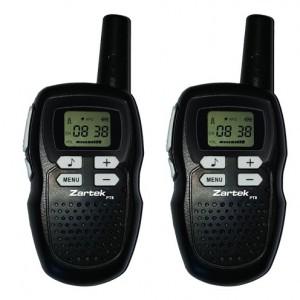 Zartek PT8 Radio Set Two-Way Radio's Twin Pack