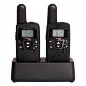 Zartek GE-245 Desk-top dual Zartek-Pro 2-way radio cradle only (without mains/vehicle adaptor)