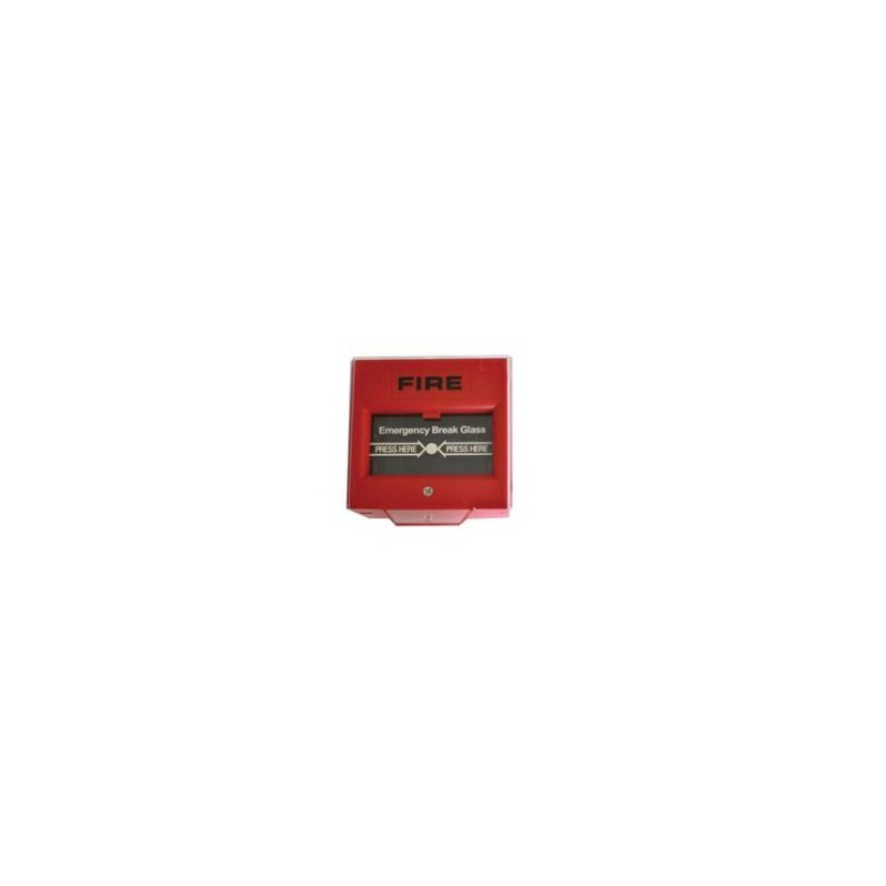 Unbranded FR03 Fire Red Call Point