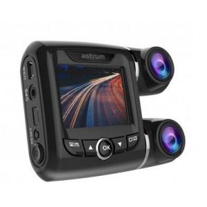 Astrum A63020-B  Car DVR Dual Cam 1080p WIFI App