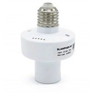 Sonoff Slampher 433MHz RF & WiFi Smart Light Bulb Holder