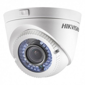 HIK Dome Camera HD-TVI CMOS 1080p IR 40m VF 2.8-12mm IP66
