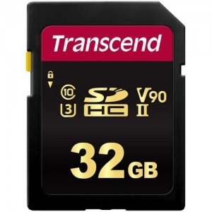 Transcend TS32GSDC700S 32GB 700S UHS-II SDXC Memory Card