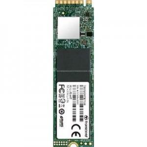 Transcend TS128GMTE110S 128GB M.2 2280 PCI-E Gen3 x4 Solid State Drive