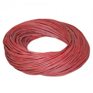 Unbranded CB64 Cable Silicon 1.5mm Red / 100m – Ground Loop