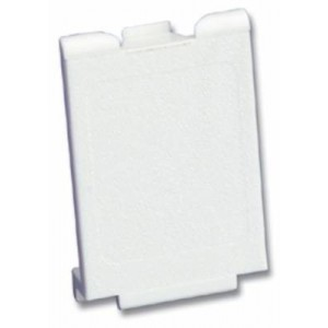 Siemon MX-BL-02 MAX Outlet Blank (10 per bag) - White