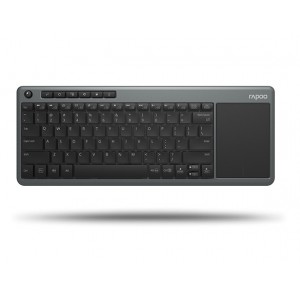 Rapoo K2600 Wireless Multimedia Keyboard with Touchpad