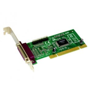 PCI 2 PORT Parallel Printer Card