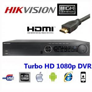 Hikvision Turbo HD (HD-TVI) 32-Channel 1080p DVR