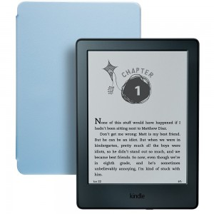 Kindle for Kids Bundle (Includes latest Kindle E-reader and Case)