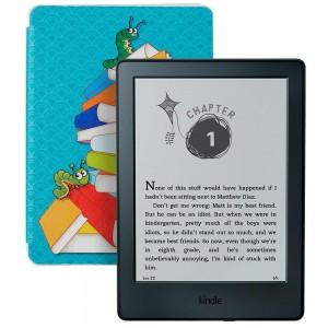 Kindle for Kids Bundle (Includes latest Kindle E-reader and Case) - Black Case