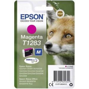 Epson ET12834012 Fox Standard Capacity Magenta Ink Cartridge