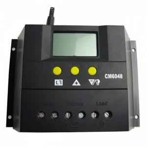 Ecco Solar Charge Controller - 48V - 60A