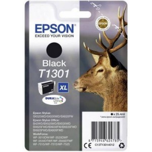 Epson ET13014012 Stag Black Ink Cartridge