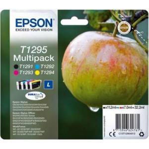Epson ET12954012 Apple High Capacity Multipack Ink Cartridges