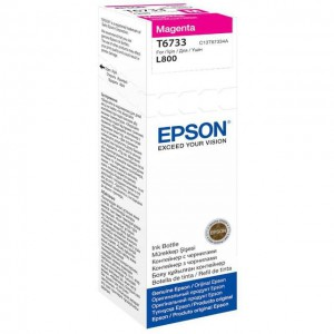 Epson ET67334A Magenta Ink Bottle 70ml