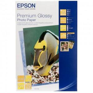 Epson ES041706 Premium Glossy Photo Paper 10cm X 15cm