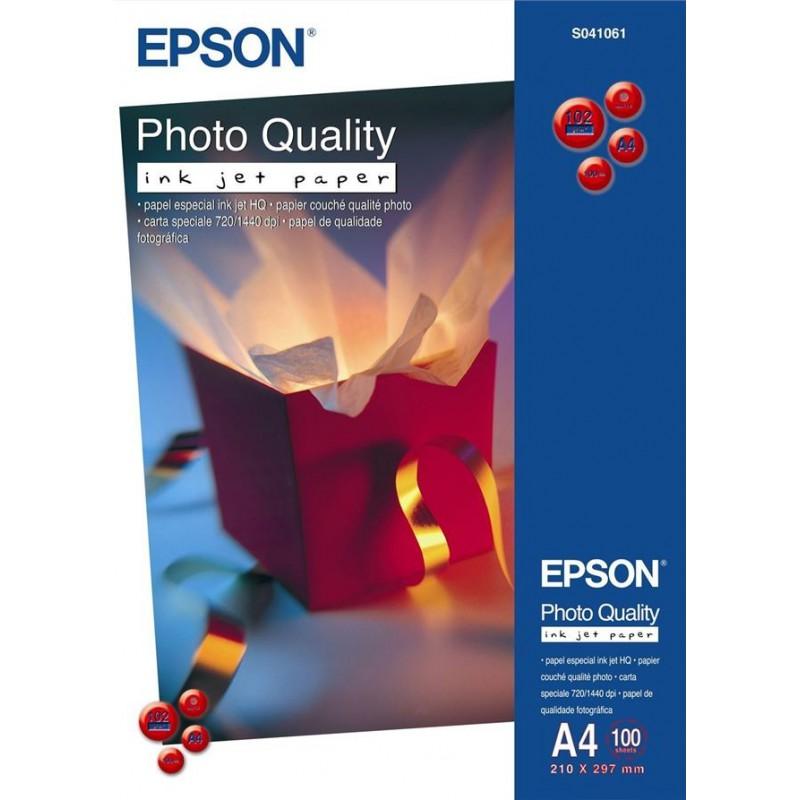 Epson ES041061 A4 Photo Inkjet Paper (100 Sheets)