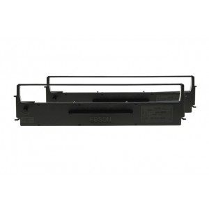 Epson ES015647BA Dual Pack Black Ribbon