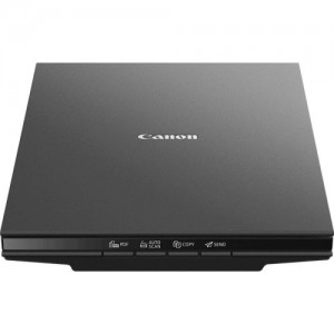 CANON  2995C010AA LIDE 300 FLATBED SCANNER SLEEK AND LIGHTWEIGHT 4 EZ BUTTONS FOR EFFORTLESS