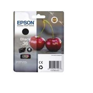 Epson T36814A Singlepack Black 36 Ink