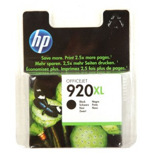 HP HCD975AE 920XL Black Ink Cartridge